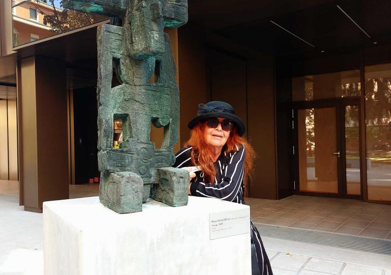 Karin Ortner in Udine-3